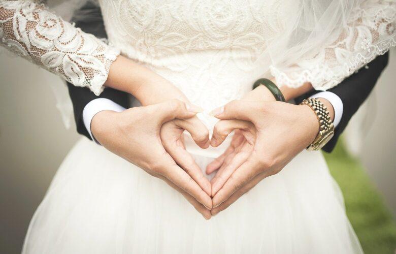 éventail À Son Mariage