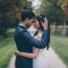 un cliché pris par un photographe de mariage